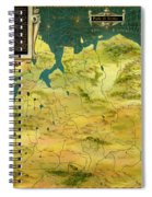Karelia And Northern Russia Spiral Notebook