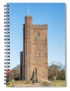 Karnan Helsingborg Sweden Spiral Notebook