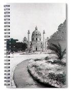 Karslplatz Spiral Notebook