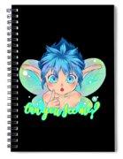 Kaska Spiral Notebook