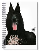 Kasper 3396 Spiral Notebook