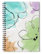 Kasumi Spiral Notebook