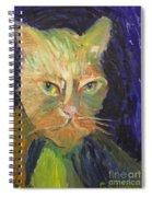 Kat-van-go Spiral Notebook