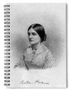 Kate Fox (1837-1892) Spiral Notebook