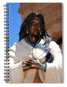 Kateri Tekakwitha Santa Fe Spiral Notebook