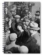 Katherine Stinson Spiral Notebook