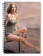 Kathrin Werderitsch Spiral Notebook
