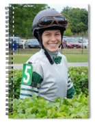 Katie Davis - Laurel Park 2 Spiral Notebook