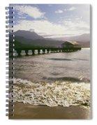 Kauai, Hanalei Bay Spiral Notebook