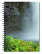 Kauai Inland Falls Spiral Notebook
