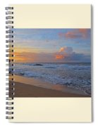 Kauai Morning Light Spiral Notebook