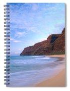 Kauai, Polihale Beach Spiral Notebook