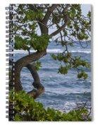 Kauai Shores Spiral Notebook