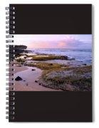 Kauai Tide Pools At Dawn Spiral Notebook