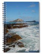 Kaupo Beach Spiral Notebook