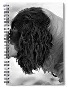 Kaya Monochrome Spiral Notebook