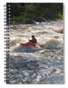 Kayak 1 Spiral Notebook