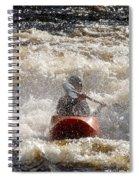 Kayak 5 Spiral Notebook