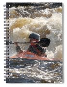 Kayak 6 Spiral Notebook
