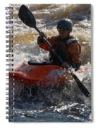 Kayak 7 Spiral Notebook