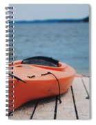 Kayaks  Spiral Notebook
