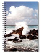 Keanae Peninsula Spiral Notebook