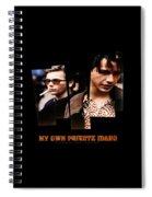 Keanu Reeves Spiral Notebook