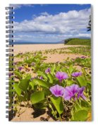 Keawakapu Beach Spiral Notebook