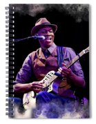Keb' Mo' Spiral Notebook