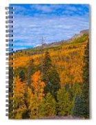 Kebler Pan Spiral Notebook