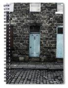 Keef Oh Spiral Notebook