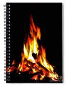 Keegan Spiral Notebook