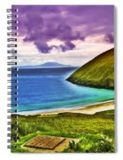Keem Bay - Ireland Spiral Notebook