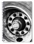 Keep On Truckin Spiral Notebook