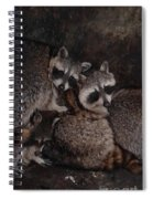 Keep Warm Spiral Notebook