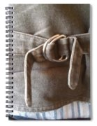 Keeper Spiral Notebook