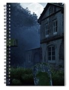 Keepers Of The Manor  Spiral Notebook