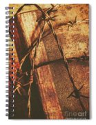 Keepers Of The Oath Spiral Notebook