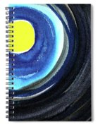 Keeping The Dark At Bay Spiral Notebook