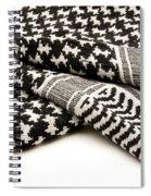 Keffiyeh Spiral Notebook