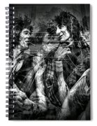 Keith And Ronnie 2 Spiral Notebook