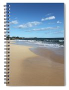 Kekaha Beach Spiral Notebook