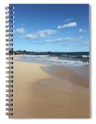 Kekaha Beach Spiral Notebook