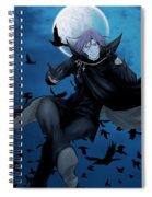Kekkaishi Spiral Notebook