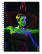 Kelliergb-11 Spiral Notebook