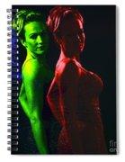 Kelliergb-13 Spiral Notebook