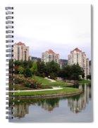 Kelowna Waterfront Park Spiral Notebook