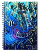Kelp Mermaid Spiral Notebook