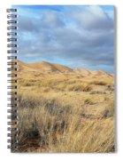 Kelso Dunes Wilderness Spiral Notebook