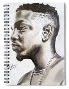 Kendrick Lamar Spiral Notebook